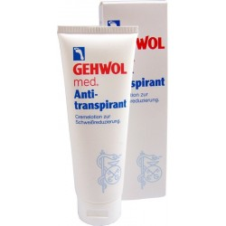 Gehwol Lotion antyperspiracyjny do stóp 125 ml.