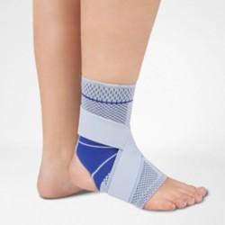 Stabilizator z wycięciem w części piętowej MalleoTrain® S open heel