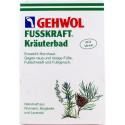 Gehwol KRÄUTERBAD sól ziołowa do kąpieli stóp 250g.