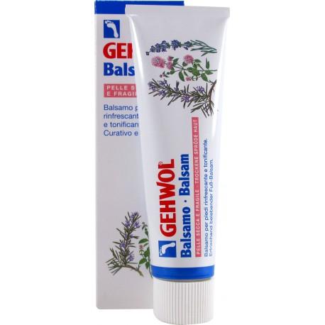 Gehwol Trockene Sprode Haut balsam odświeżający do suchej skóry 75ml.