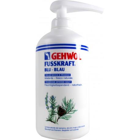 Gehwol BLAU balsam do suchych i zmęczonych stóp 500ml. z dozownikiem