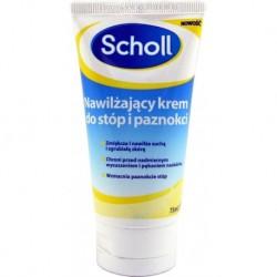 Scholl Krem odżywczo-nawilżający 60 ml.