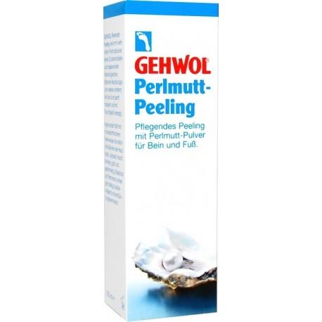 Gehwol Peeling z masy perłowej 125 ml.