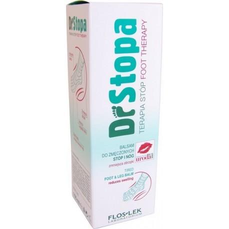 Flos-Lek Dr Stopa Balsam do zmęczonych stóp i nóg 100 ml.