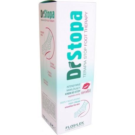 Flos-Lek Dr Stopa Intensywnie nawilżający krem do stóp 100 ml.