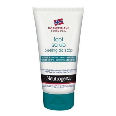 Neutrogena Peeling do stóp 75 ml.
