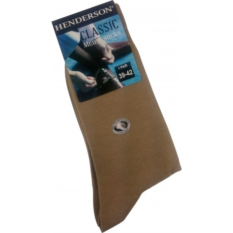 Skarpety Henderson Classic - Gładkie 1 para.