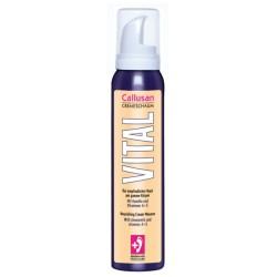 Callusan VITAL – Krem w piance do pielęgnacji delikatnej i wrażliwej skóry całego ciała - 125 ml.