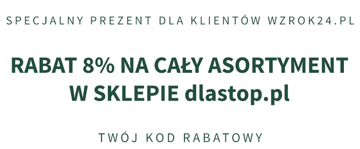 Prezent dla klientów wzrok24.pl